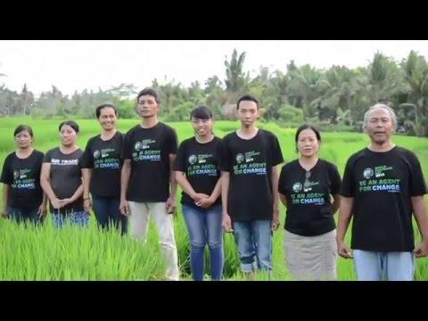 2016 World Fair Trade Day - Mitra Bali