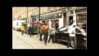 How RMD, Don Jazzy explored Scotland for the perfect blend