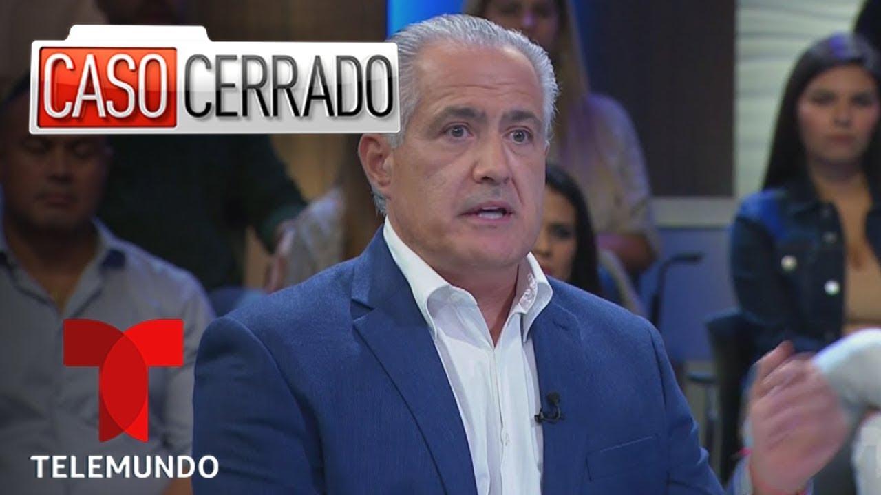 False virgin🤰🏽💵⛪   Caso Cerrado   Telemundo English