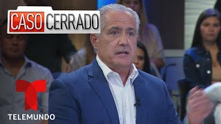 False virgin🤰🏽💵⛪ | Caso Cerrado | Telemundo English