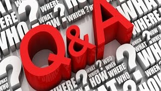 Question and Answer Night at Morningstar Christian Chapel - July 2016