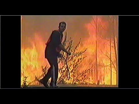 Cerro Grande Fire Program KRQE (2000)