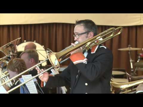 Resdev Market Rasen Band - Bolsover Festival of Brass 2016
