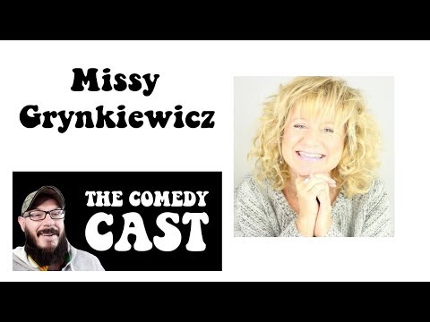 Comedy Podcast | The Comedy Cast with American Comedian Missy Grynkiewicz