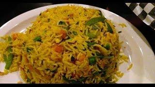 Veg  Briyani /  வெஜ் பிரியாணி South Indian Style
