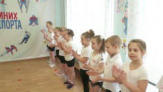 В кировском детском саду 4 состоялся матч по мини футболу