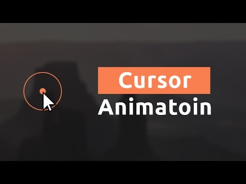 Awesome Cursor Animation On MouseMove Using Javascript