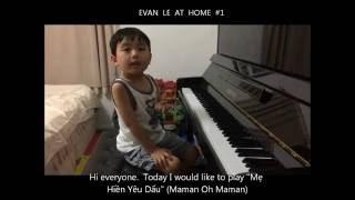 """""""Mẹ Hiền Yêu Dấu"""" (Maman Oh Maman) --  Cảm Giác Âm Nhạc của Evan Le"""