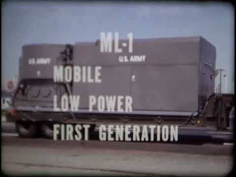 Nuclear Generator Movable By Cargo Plane  Not Only Possible