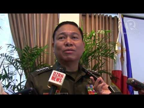 After addressing 'spoliers,' AFP chief looks forward to peace pact with MILF