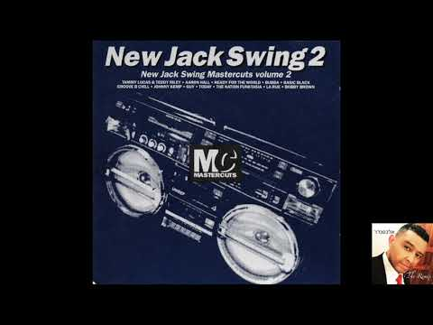 NEW JACK SWING MASTERCUTS VOLUME 2 (1992)
