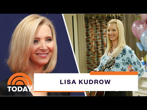 Lisa Kudrow Reveals Body Image Struggles During Time On 'Friends' | TODAY