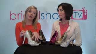 Sparkly Wedding Shoes & Sparkly Evening Shoes