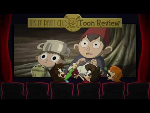 Over The Garden Wall - Ink N' Paint Club: Toon Review