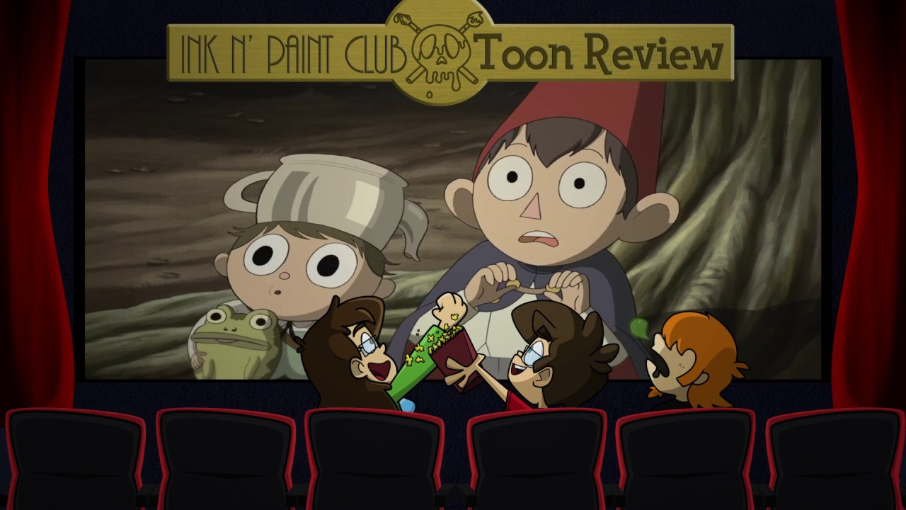 Over The Garden Wall - Ink N\' Paint Club: Toon Review - YouTube