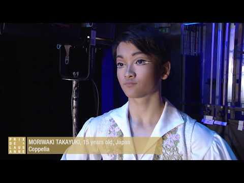 Takayuki Moriwaki, 203 - Finalist - Prix de Lausanne 2018, classical