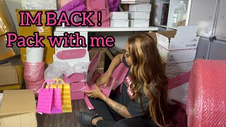 IM BACK!!! ENTREPRENEUR LIFE IS CRAZY !! *MUST WATCH*| Ari J.