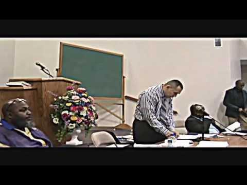 Church of Christ vs IUIC Debate