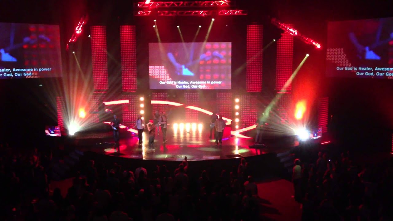 Potential Church 02 24 Lighting Design Youtube