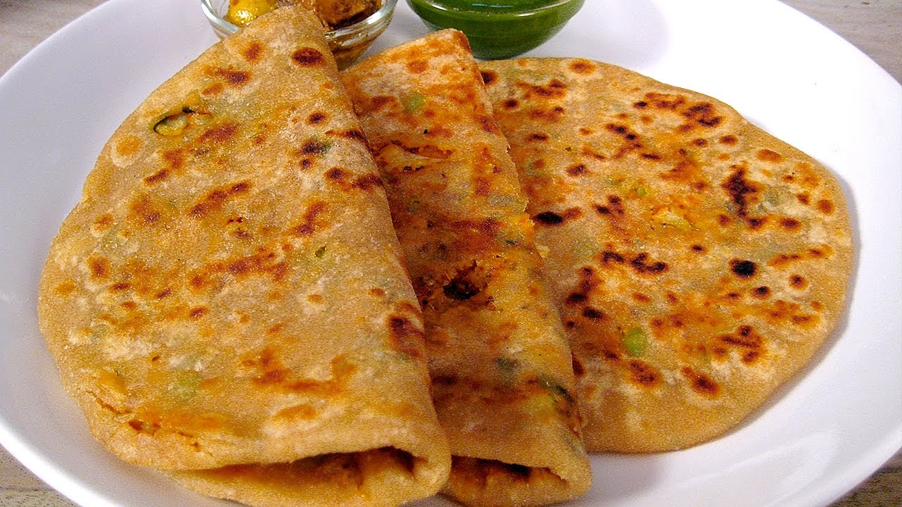 Image result for gobhi ka paratha