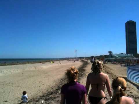 Bagno romeo spiaggia cesenatico 09 aprile 2011 youtube - Bagno romeo cesenatico ...