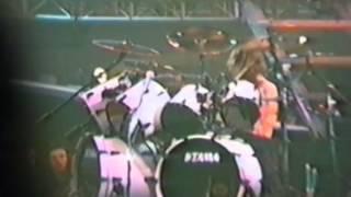 Metallica - Live Palatrussardi Milan, Italy November 17 1992 - Black Album tour