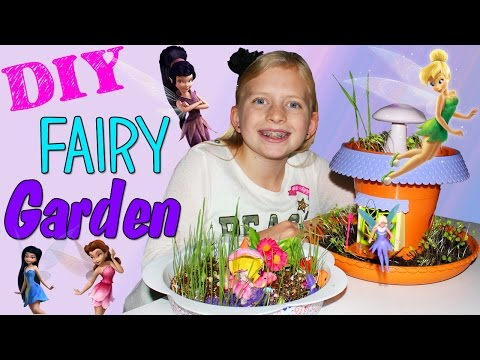 Indoor Gardening With My Fairy Garden Magical Cottage & Enchanted Fairy Garden