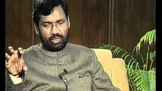 TV Journalist Ajit Anjum interviewed Ram Vilas Paswan in 2000