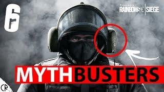 Mythbusters - Epi 6 - Rainbow Six Siege - Blitz Hitbox