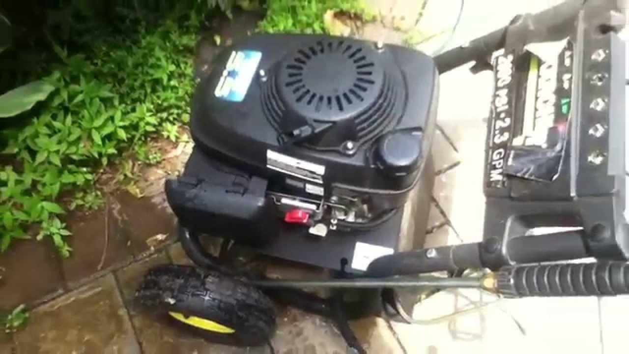 Honda gcv160 5 5 hp startup youtube - Honda gcv 160 ...