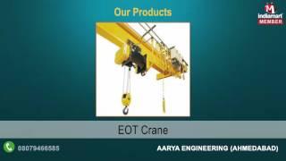 Material Handling Equipment By Aarya Engineering, Ahmedabad