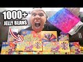 1000 BEAN BOOZLED DRINK CHALLENGE (MOST DISGUSTING DRINK IN THE WORLD)