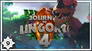 Hearthstone: CUTE RAPTORS & THE PALADIN QUEST