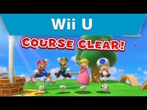 Wii U Developer Direct - Super Mario 3D World @E3 2013