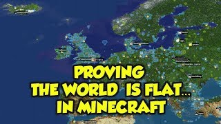 This Minecraft Server Built THE ENTIRE PLANET To Scale