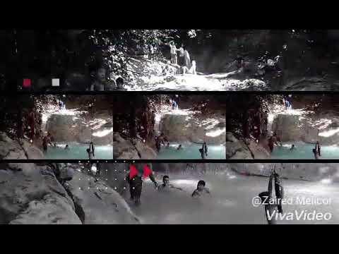 Kawa falls of cogon Lila bohol