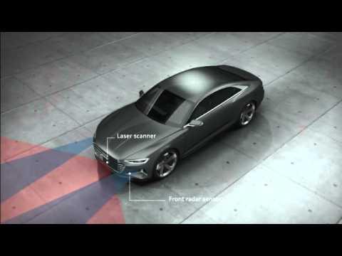 Audi prologue, tecnológicamente perfecto