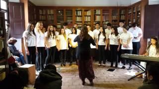 Angelita Huenuman - Coro Niños Cantores de Viña