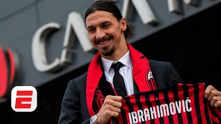 Zlatan Ibrahimovic can give AC Milan a lot on and off the pitch - Frank Leboeuf | Serie A