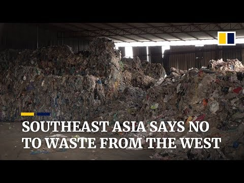 Southeast Asia says no to waste from the West