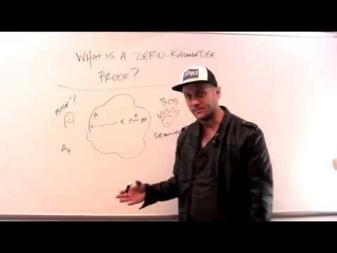 What is a zero-knowledge proof?