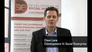 Social enterprise business planning - dave lane