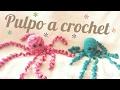 Pulpo a crochet | Amigurumi