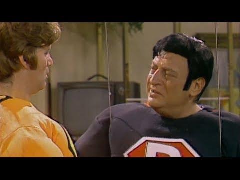 Superhero Face Off: Rodney Dangerfield vs. Bill Murray 1982