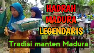 Download Lagu Hadrah Madura Legendaris - Tradisi Manten Madura mp3