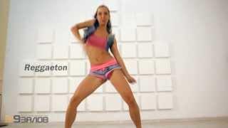 Kornienko Evgeniya. Reggaeton fusion. Let's shake! :))) 9 Zalov