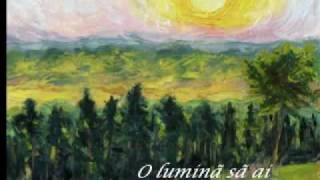 O lumina sa ai -(Muzica, versuri: Emilian Onciu)