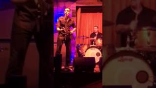 161007 Nick Schnebelen Band at The Barrelroom