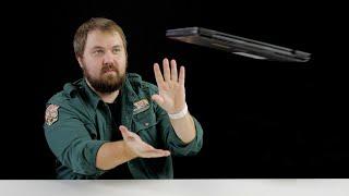 Мой первый ноутбук vs. лучший ноутбук на AMD для всего - 14 дюймов, Ryzen 7, RTX 2060
