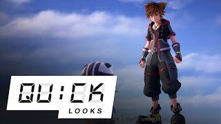 Kingdom Hearts III Re:Mind: Quick Look (Video Game Video Review)